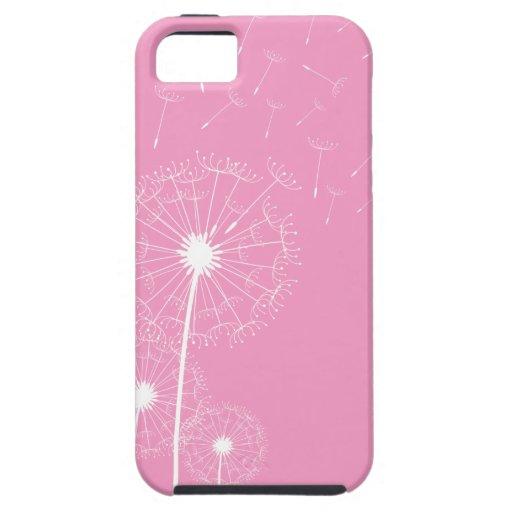 Dandelions iPhone 5 Cover