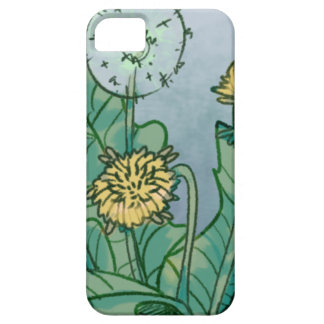 Dandelions  Illustration Case For The iPhone 5