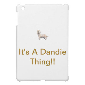 Dandie Dinmont Terrier Case For The iPad Mini