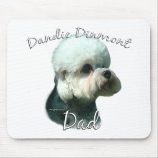 Dandie Dinmont Terrier Dad 2 Mouse Pad