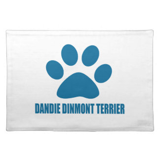 DANDIE DINMONT TERRIER DOG DESIGNS PLACEMAT