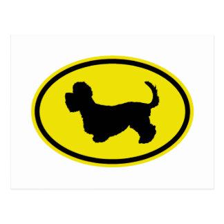 Dandie Dinmont Terrier Post Cards