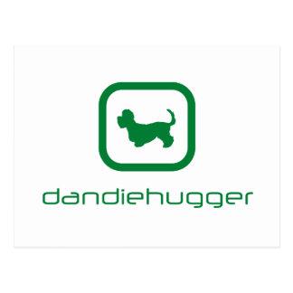 Dandie Dinmont Terrier Post Card