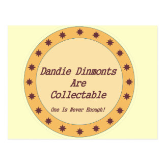 Dandie Dinmonts Are Collectable Postcard
