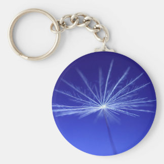 Dandilion Seed Key Ring
