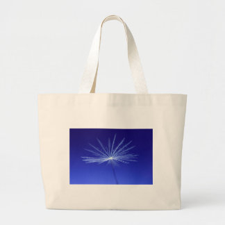 Dandilion Seed Large Tote Bag