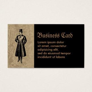 Dandy Gent Business Card