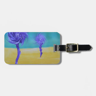 Dandy Lion Desert Tag For Luggage