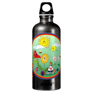 Dandy Lion & Friends Water Bottle