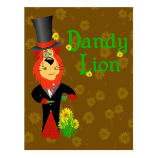 Dandylion Postcard