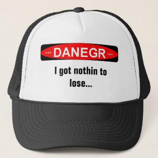 danegrlogo  I got nothin to lose... Trucker Hat