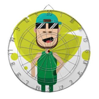 Danel boss dartboard