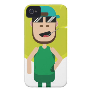 Danel boss iPhone 4 cover