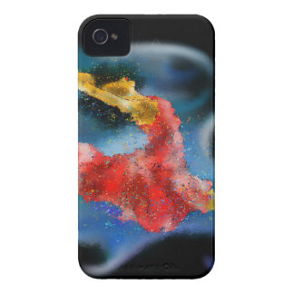 Danerossia V1 - the dance iPhone 4 Cases