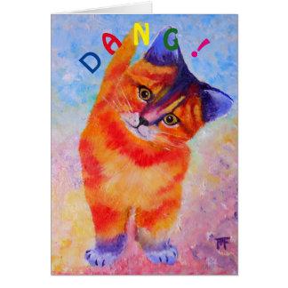 DANG! CARD