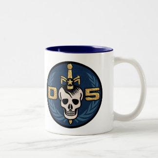 Danger 5 Emblem Mug