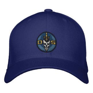 Danger 5 Unit Badge Embroidered Cap