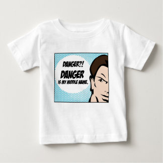 Danger?! Baby T-Shirt