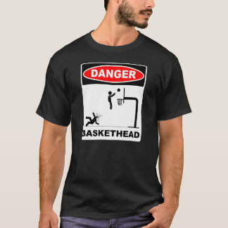 Danger Baskethead T-Shirt
