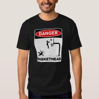 Danger Baskethead Tshirt