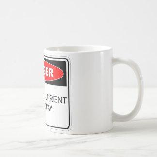 Danger Electric Current Mug