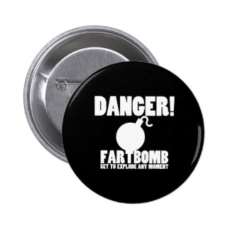 Danger Fartbomb to Explode Buttons