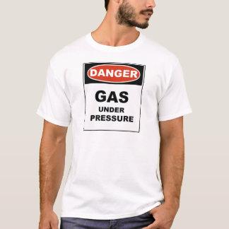 Danger Gas Under Pressure T-Shirt
