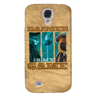 Danger Is My Game Samsung Galaxy S4 Cases