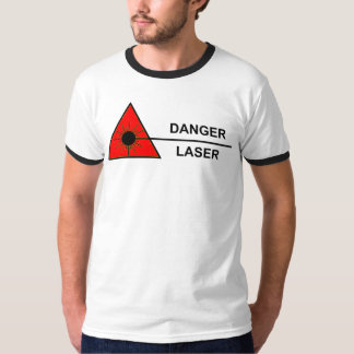 Danger Laser T-Shirt