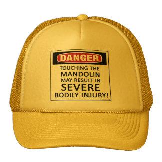 Danger Mandolin Cap