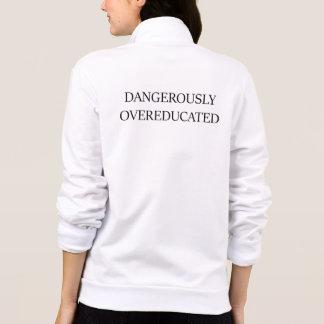 Danger Over Educated Jacket