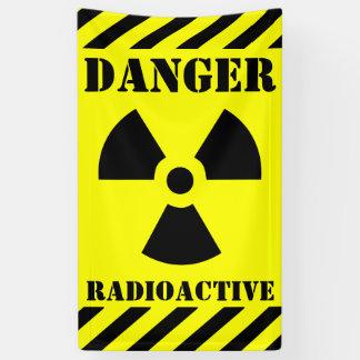 Danger Radioactive Sign Halloween