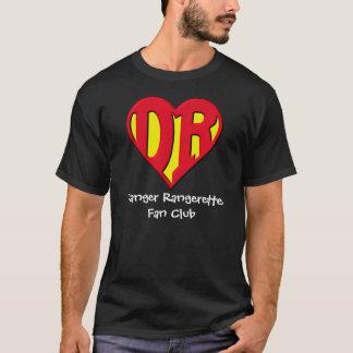 Danger Rangerette Fan Club Dark T-shirt