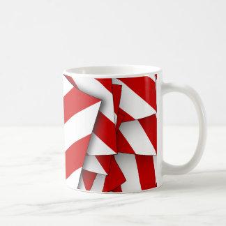 Danger Shield Coffee Mug