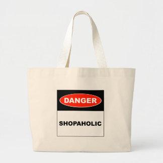 Danger, Shopaholic - Bag
