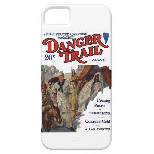 Danger Trail iPhone case iPhone 5/5S Case