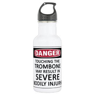 Danger Trombone 532 Ml Water Bottle