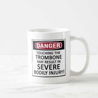 Danger Trombone Coffee Mug