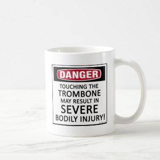 Danger Trombone Coffee Mug