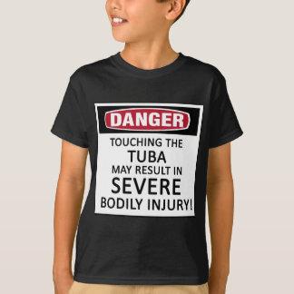 Danger Tuba Tshirts