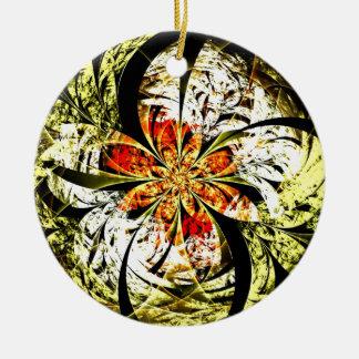 Danger Zone Ceramic Ornament