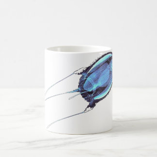 Dangerous Austrailian Box Jelly Fish Coffee Mug