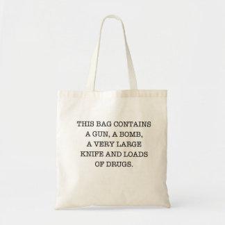 Dangerous Bag