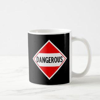 dangerous coffee mug