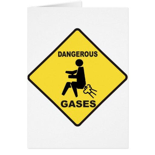 Dangerous Gases Cards