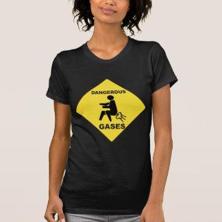 Dangerous Gases Humorous T-Shirt