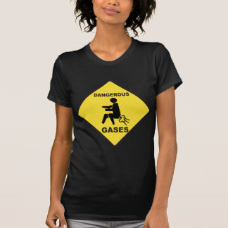 Dangerous Gases Humorous T-shirts