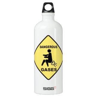 Dangerous Gases SIGG Traveller 1.0L Water Bottle
