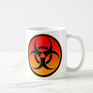 dangerous mark coffee mug
