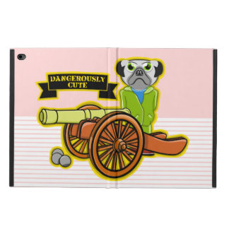 Dangerously Cute Pug Dog Powis iPad Air 2 Case